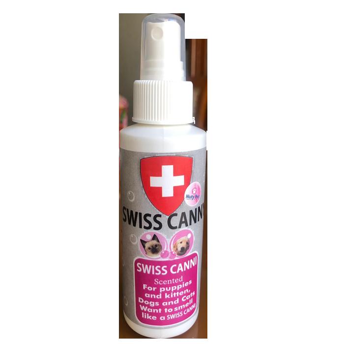 Perfume para tu mascota (hembra) Swiss Canny