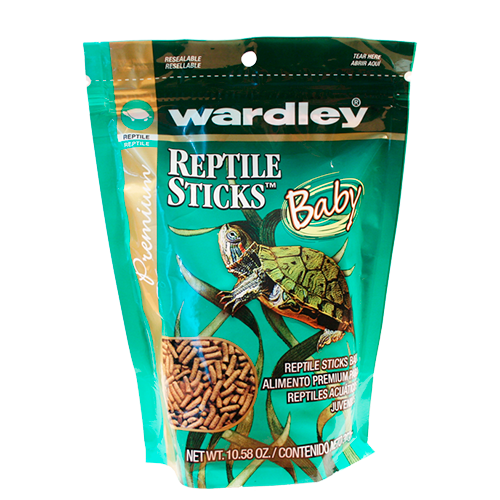 Reptile Sticks baby 300g